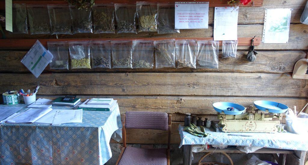 Following Herbs Through the Supply Chain