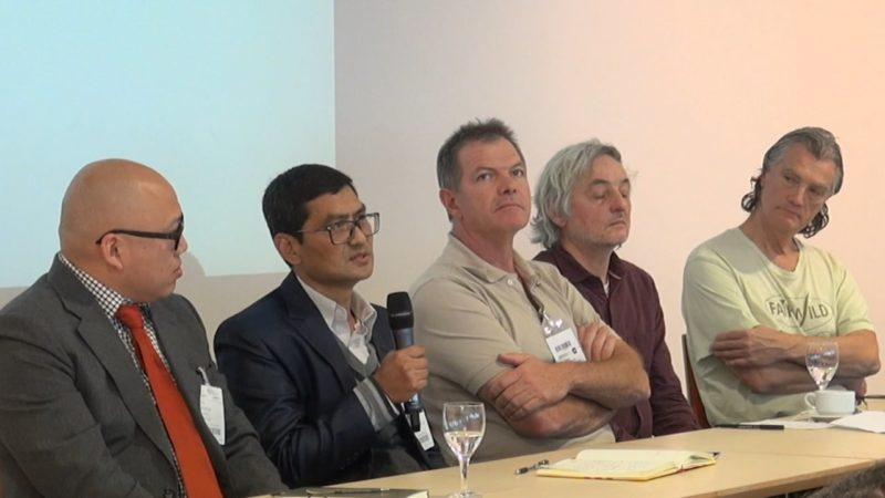 Kilendra Gurung speaks about the importance of the FairWild Standard at the FairWild: Today and Tomorrow panel at BioFach, 2019.