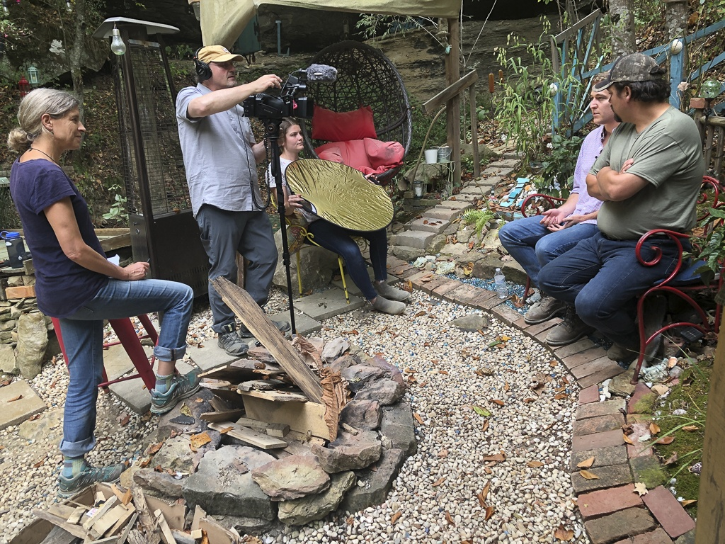 Digging Roots in Appalachia