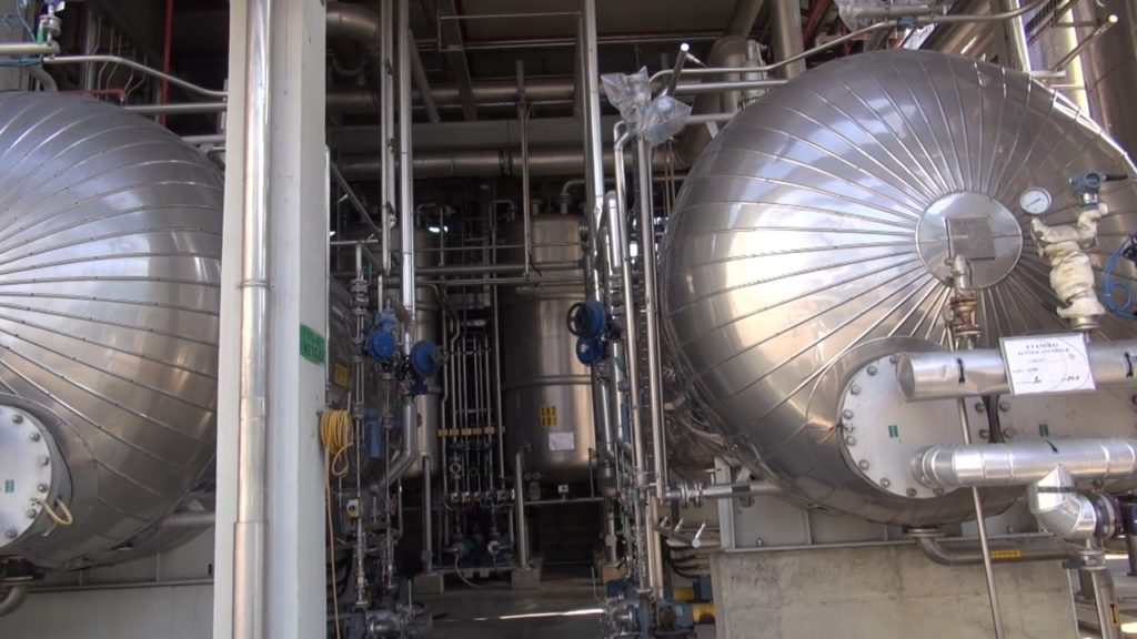 Managing Solvent and other Manufacturing Waste at Indena