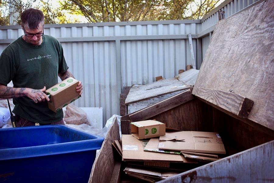 Mountain Rose Herbs's Journey to Zero Waste