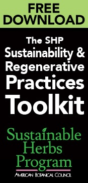 The SHP Sustainability & Regenerative Practices Toolkit