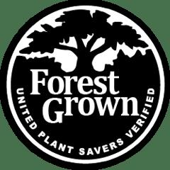 Forest Grown Verified logo