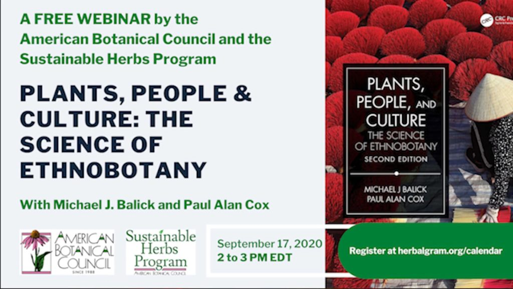 Plants, People & Culture: The Science of Ethnobotany