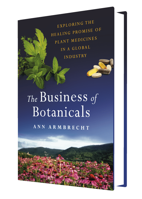 Business of Botanicals Cover